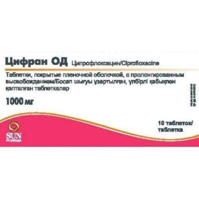 TSifran 1000 mg OD tablets coated film 10s
