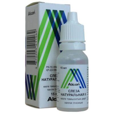 Tear natural II 15 ml of eye drops