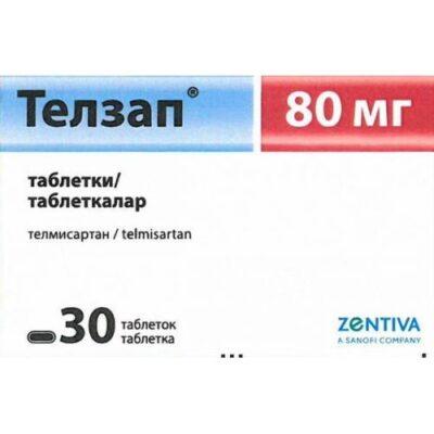 Telzap 80 mg (30 tablets)