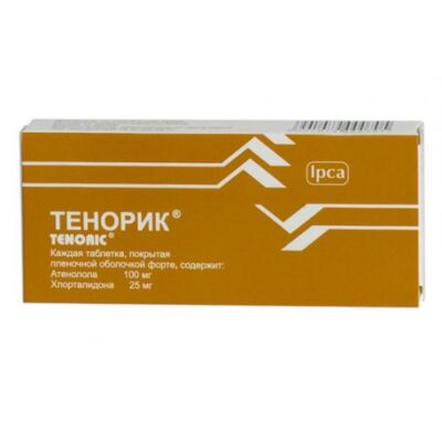 Tenorik 100 mg (28 tablets)