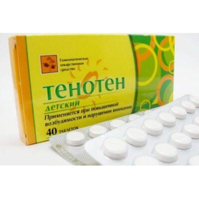 Tenoten children (40 tablets) (homeopathic)