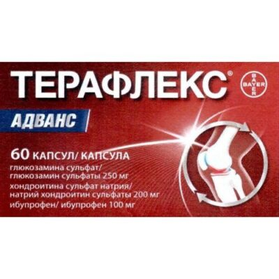 Teraflex Advanced (60 capsules)