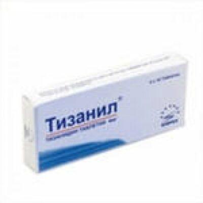 Tizanil 4 mg (30 tablets)