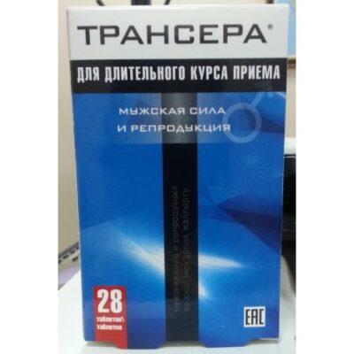 Transera 28's tablets