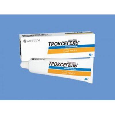 Troksegel KMP-2% 40g gel tube