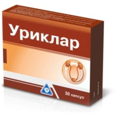 Uriklar (30 capsules)