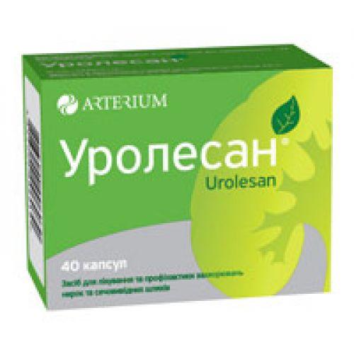 Urolesan (40 capsules)