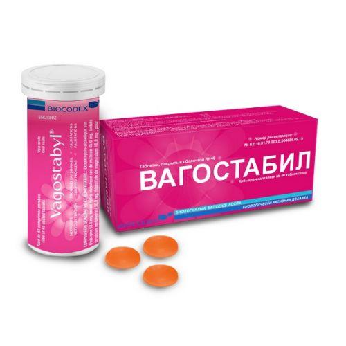 Vagostabil (40 coated tablets)