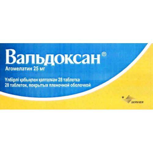 Valdoxan® (Agomelatine) 25 mg