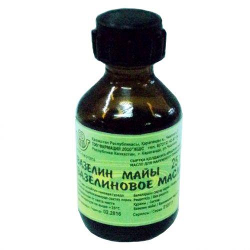 Vaseline oil 25 g