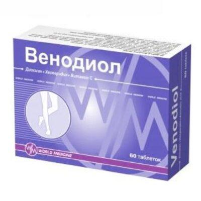 Venodiol (60 tablets)