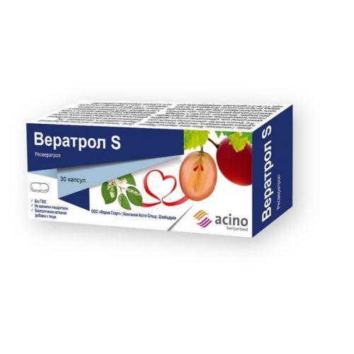 Veratrole S (30 capsules)