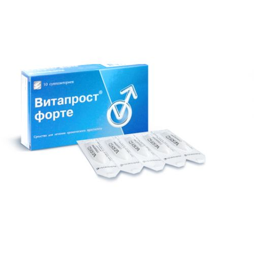 Vitaprost® Forte 10s rectal suppositories