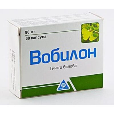 Vobilon 80 mg (30 capsules)s