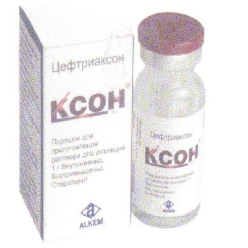 Xoni 1's 1g powder for solution for injection