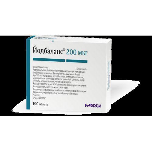 Yodbalans 200 mcg (100 tablets)