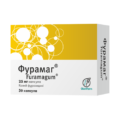 Furamag® (Furamagum, Furazidinum) 25 mg, 30 caps